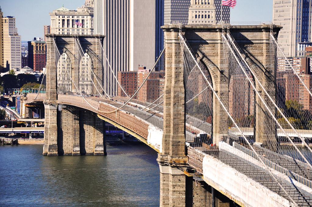 Brooklyn Bridge Towers