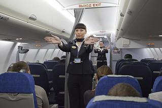 First Commercial Flight | by SuperJet International