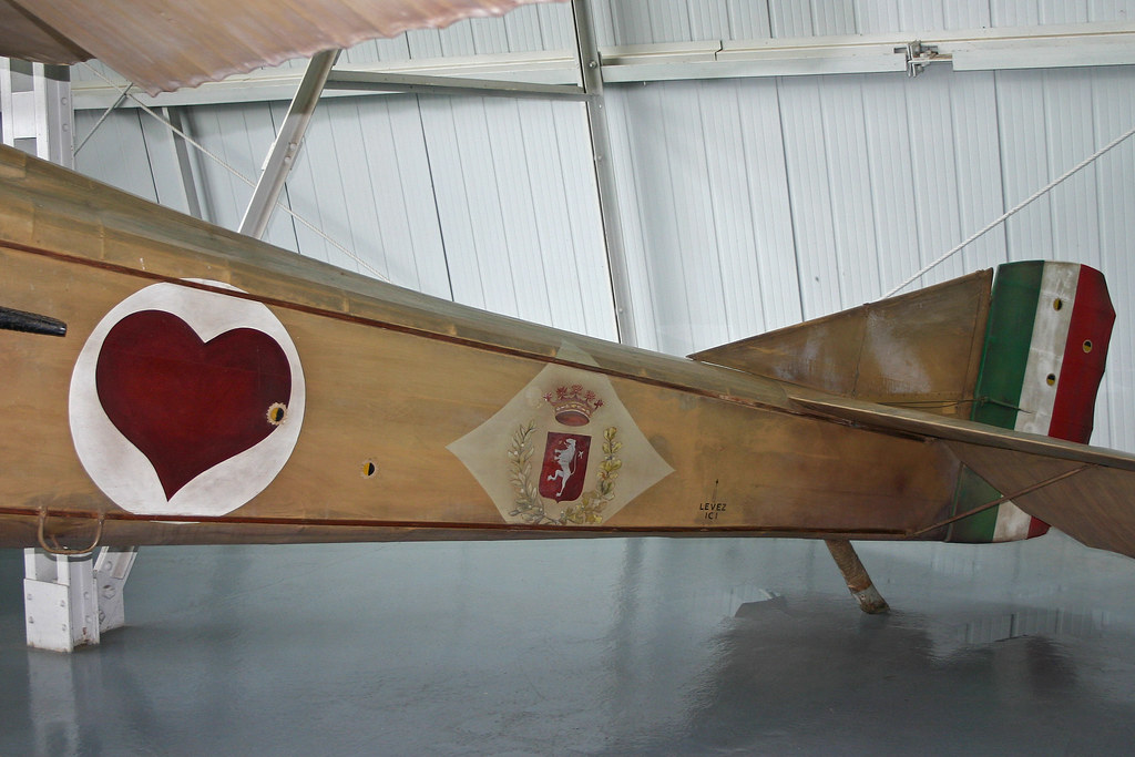 SPAD S.VII C1 unmarked (S.1420)