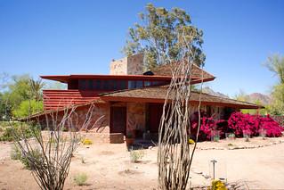 2012 Modern Phoenix Home Tour