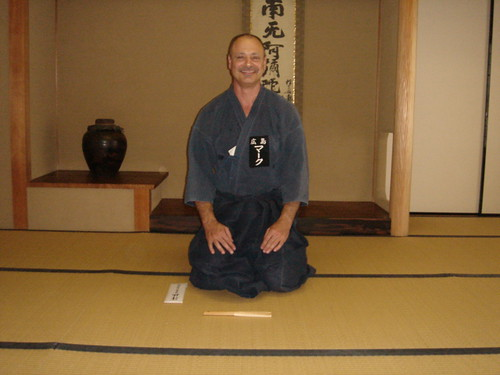 Day of Induction into SMR Jojutsu | by Mark Tankosich