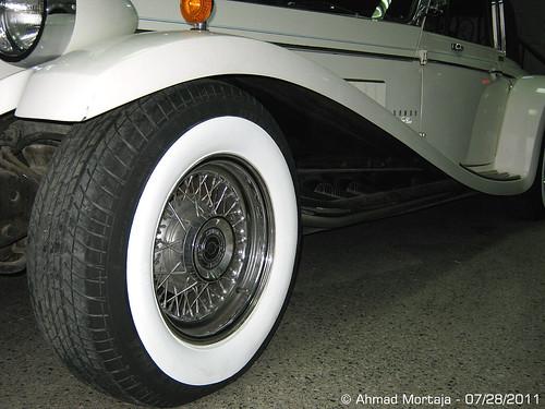 1986 Clenet Series III Roadster   by Ahmad Mortaja