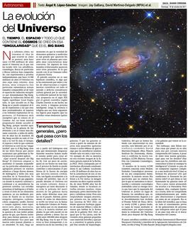 ZOCO Astronomía: La Evolución del Universo | by Ángel López-Sánchez
