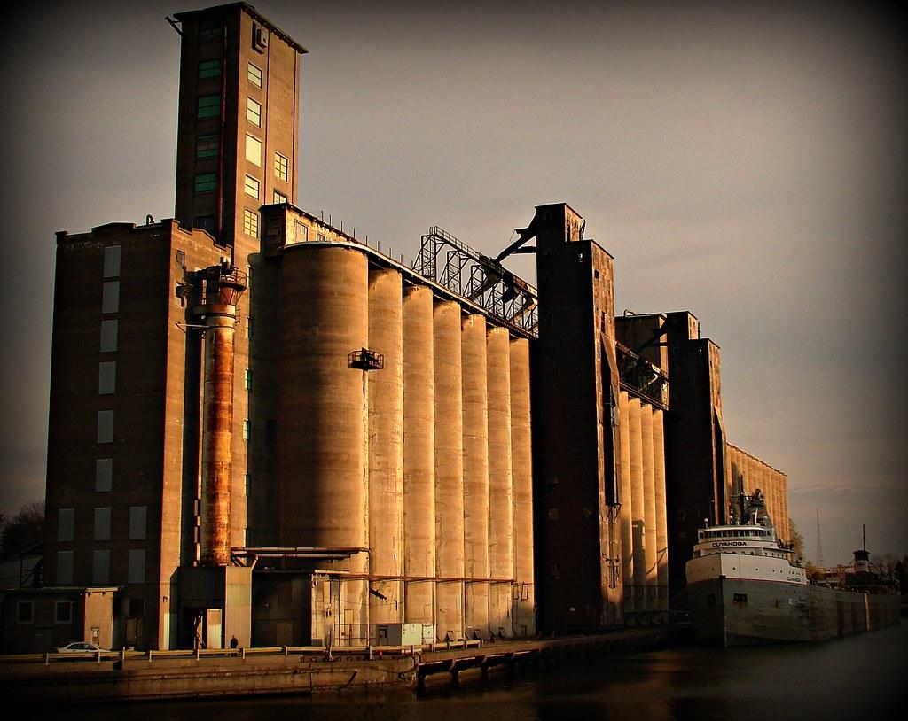 Cuyahoga at ADM Grain Elevator Buffalo, NY | I took this in … | Flickr