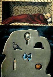 Magritte.The Reckless Sleeper | by El ladron de Bagdad