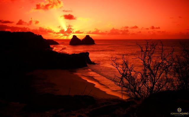 Fernando de Noronha - Por do sol // Sunset