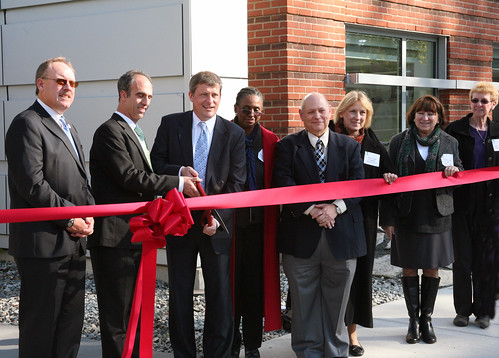 WES RIBBON-CUTTING | by Massachusetts Dept. of Environmental Protection