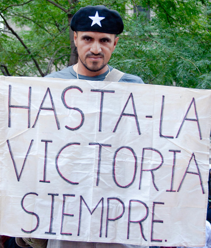 Occupywst23 Jpg Hasta Siempre Is A 1965 Spanish Song By Flickr
