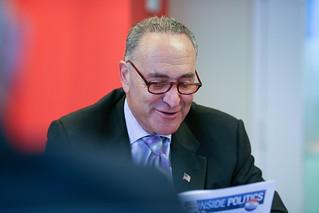 Senator Chuck Schumer (D-NY)   by Third Way