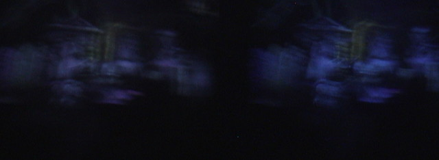 3D, orchestra, Graveyard, Haunted Mansion, New Orleans Square, Disneyland®, Anaheim, California, 2008.08.08 21:10