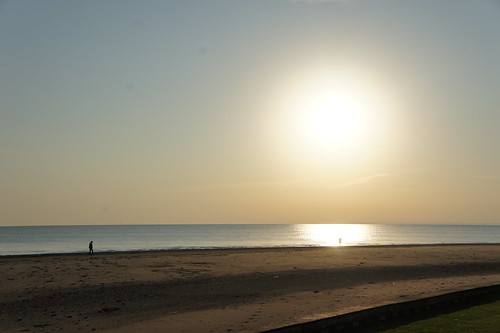 beach sunrise lakeerie cedarpoint sandusky