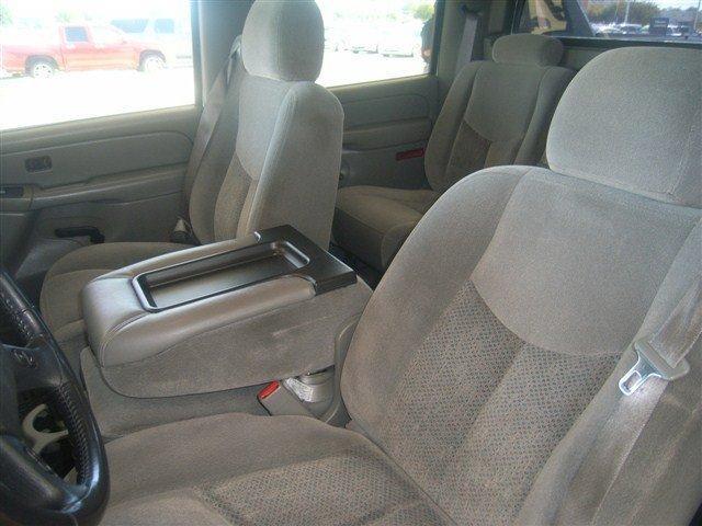 2005 Chevrolet Avalanche Interior Front Seats San Antoni