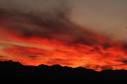 morning red sky orange cloud sun nature yellow skyline clouds sunrise canon eos rebel gold dawn october 29 rise daybreak 2011 arizonasky arizonasunrise t2i arizonaskyline canoneosrebelt2i eosrebelt2i october292011 10292011 crosscountrysectionals102911