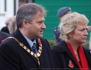 DSC_0047 Ormskirk Remembrance Sunday 2011 | by Matthew and Heather Wright