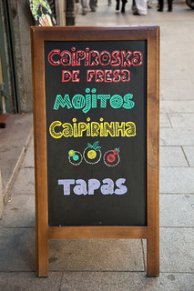 Spanish Bar Sign | by ornello_pics