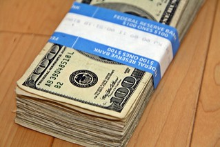 Stack of Money | by 401(K) 2013