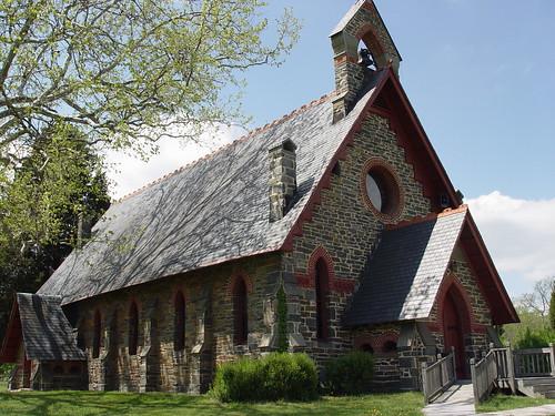 Dent Chapel, Charlotte Hall