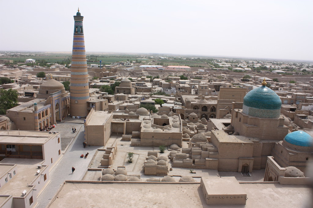The Walled City of Khiva