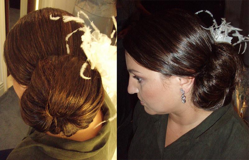 Awesome Big Bun Low Chignon Wedding Hairstyle Victoria Flickr Schematic Wiring Diagrams Amerangerunnerswayorg