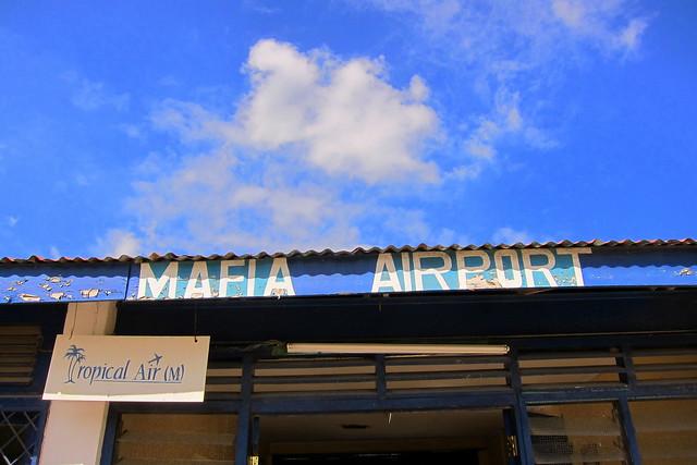 Mafia Airport