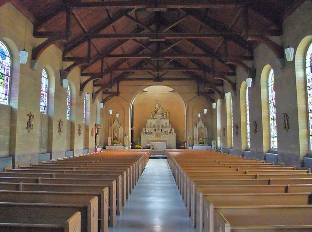 Carmel of St. Therese of the Child Jesus (O.Carm.), Shrine Chapel of St. Therese, Coopersburg, PA