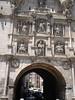 Burgos, vstupní brána do města na poutnické cestě do Santiaga, foto: Irka Chlopczykova
