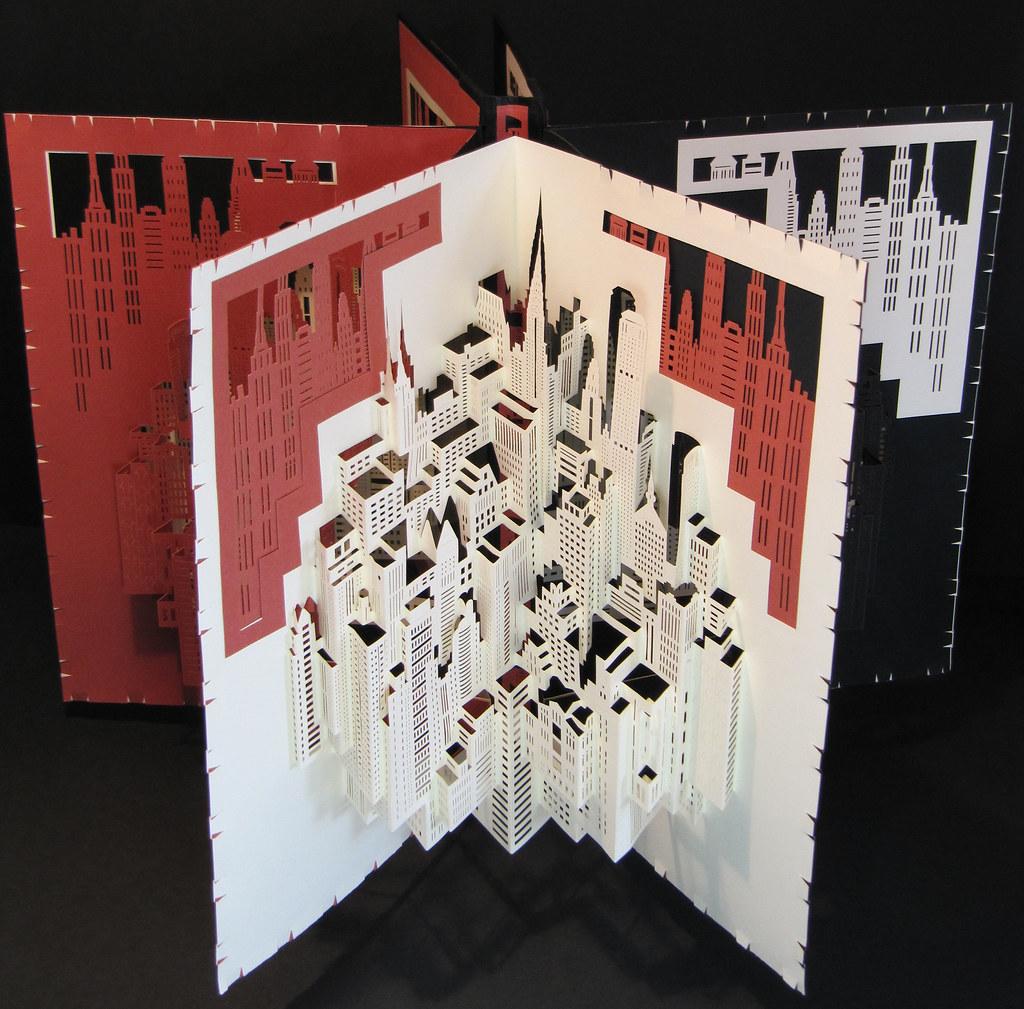 Разработка макета открытки, красивые