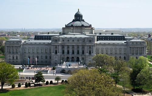 Library of Congress Thomas Jefferson Building