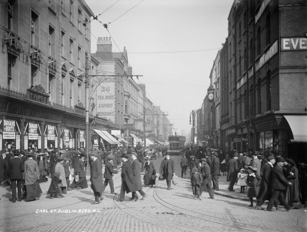 Earl Street, Dublin