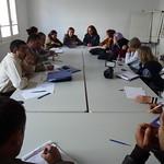Meeting with the Association des Femmes Tunisiennes pour la Recherche et le Développement (Association of Tunisian Women for Research and Development), 3 November 2011