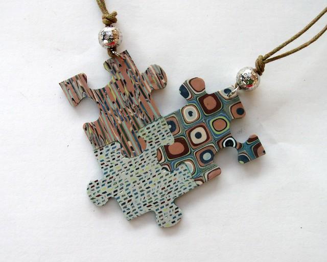Puzzle Necklace 815