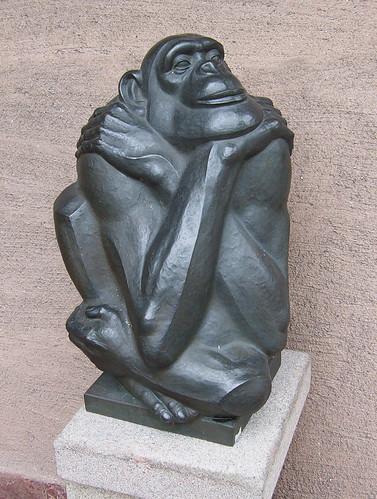 The Thinker, Millesgarden, Lidingo, Sweden September 13, 200 | by Marshall M. Fredericks Sculpture Museum