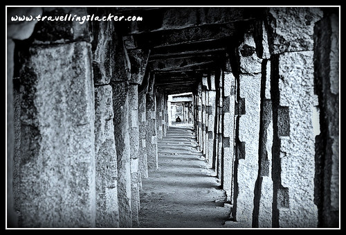 Hampi: Ancient Market | by quetzalcoatl2011