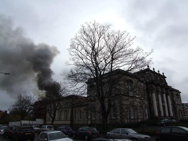 P3 Principal's House, Union Theological College, Belfast - 14-10-09