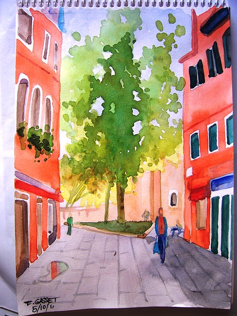 Campo San Giaccomo dall Orio - Venecia.