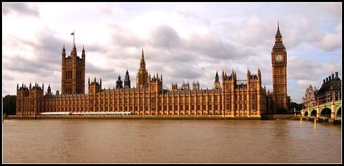 Houses of Parliament and Westminster Bridge | by Nigel Rudyard