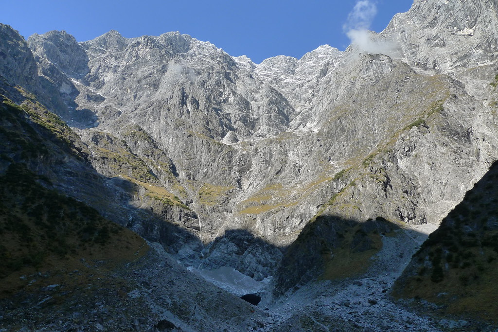 Watzman (2713m) + Eiskapelle