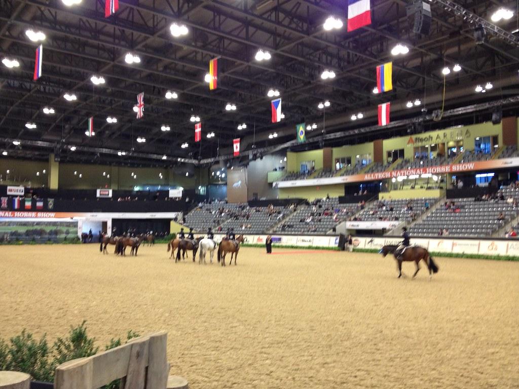 2011 Alltech National Horse Show - Lexington, Ky. | www ...