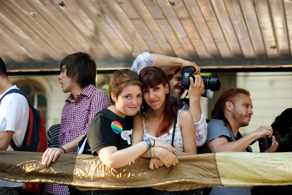 Cute lesbians teens