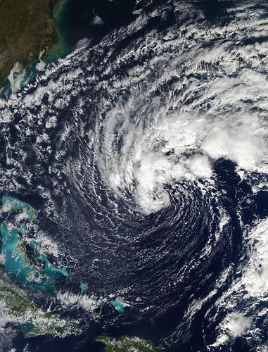 Tropical Storm Sean | by NASA Goddard Photo and Video