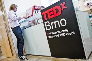The TEDx bar
