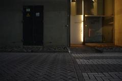 Kantooringang Kunsthal Rotterdam