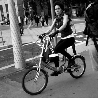 """""""She's got a ticket to ride"""" 