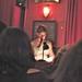 Anne Waldman & Eleni Sikelianos reading at KGB 3/26/12