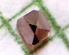 FeSi Single Crystal: Polyhedral Morphology