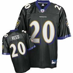 Ravens-20-Redd-Black-Jersey