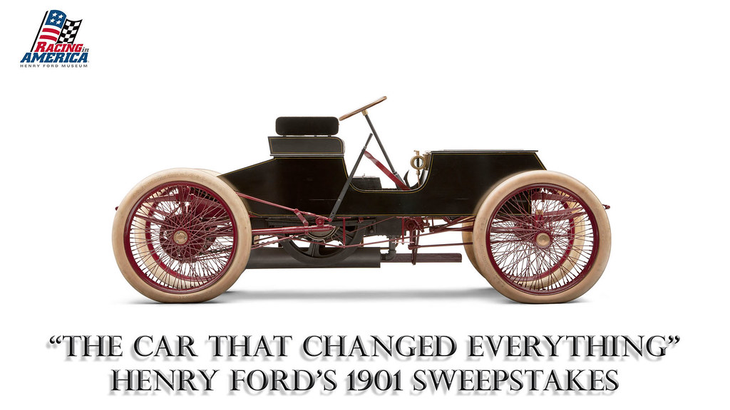 Henry Ford's 1901 Sweepstakes | Racing In America | Flickr