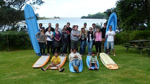 MOJO Surf Famil Crew