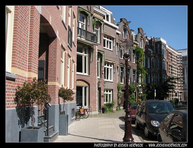 Ouid Zuid, Amsterdam, Netherlands