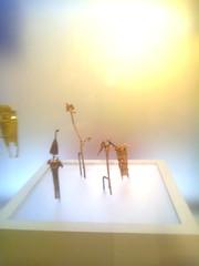 Figurillas prehispánicas